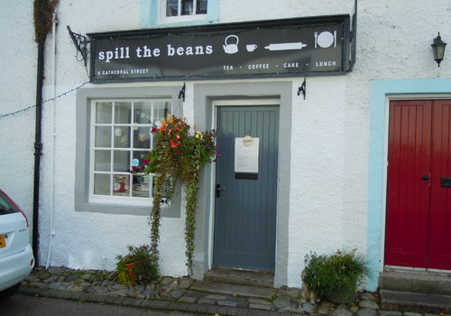 Spill the Beans Coffee House, Dunkeld