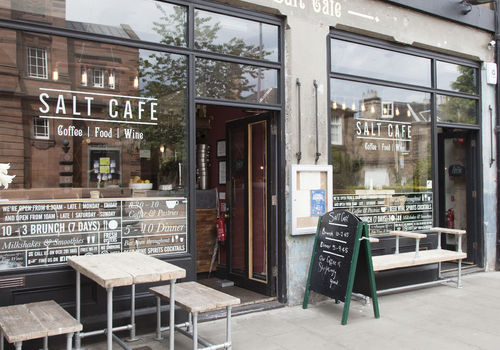 Former Salt Cafe, Morningside Road, Edinburgh