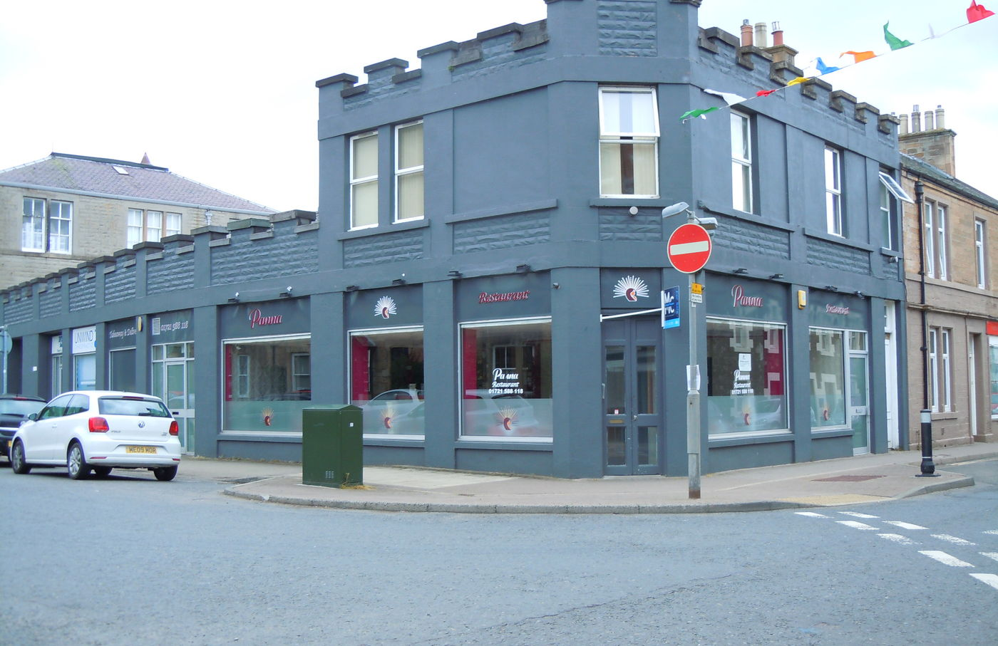 Restaurant Premises, Peebles